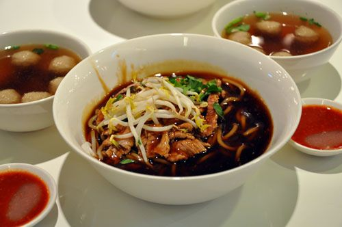 The Scotts Road Beef Noodles Beef And Noodles Cantonese Food Food