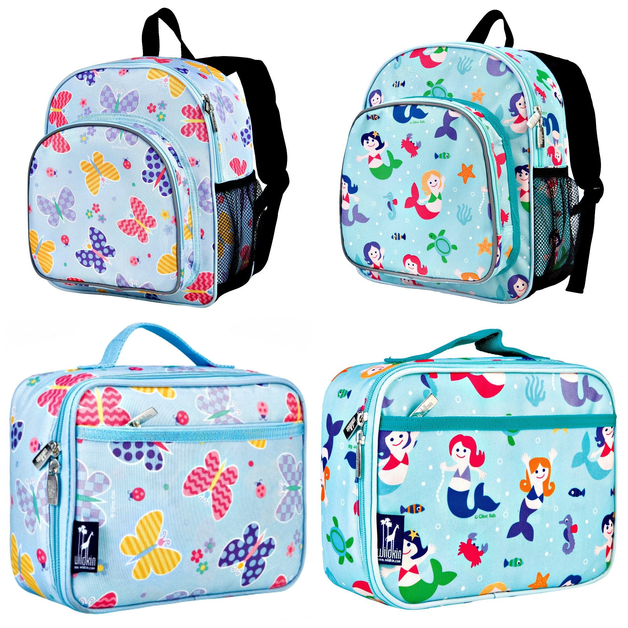 3bad6d740a51 Personalized Backpack and Lunch Box Sets