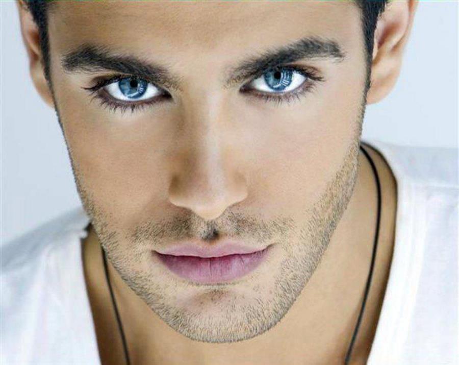 Holy Eyes Kostas Martakis Most Beautiful Eyes Blue Eyed Men