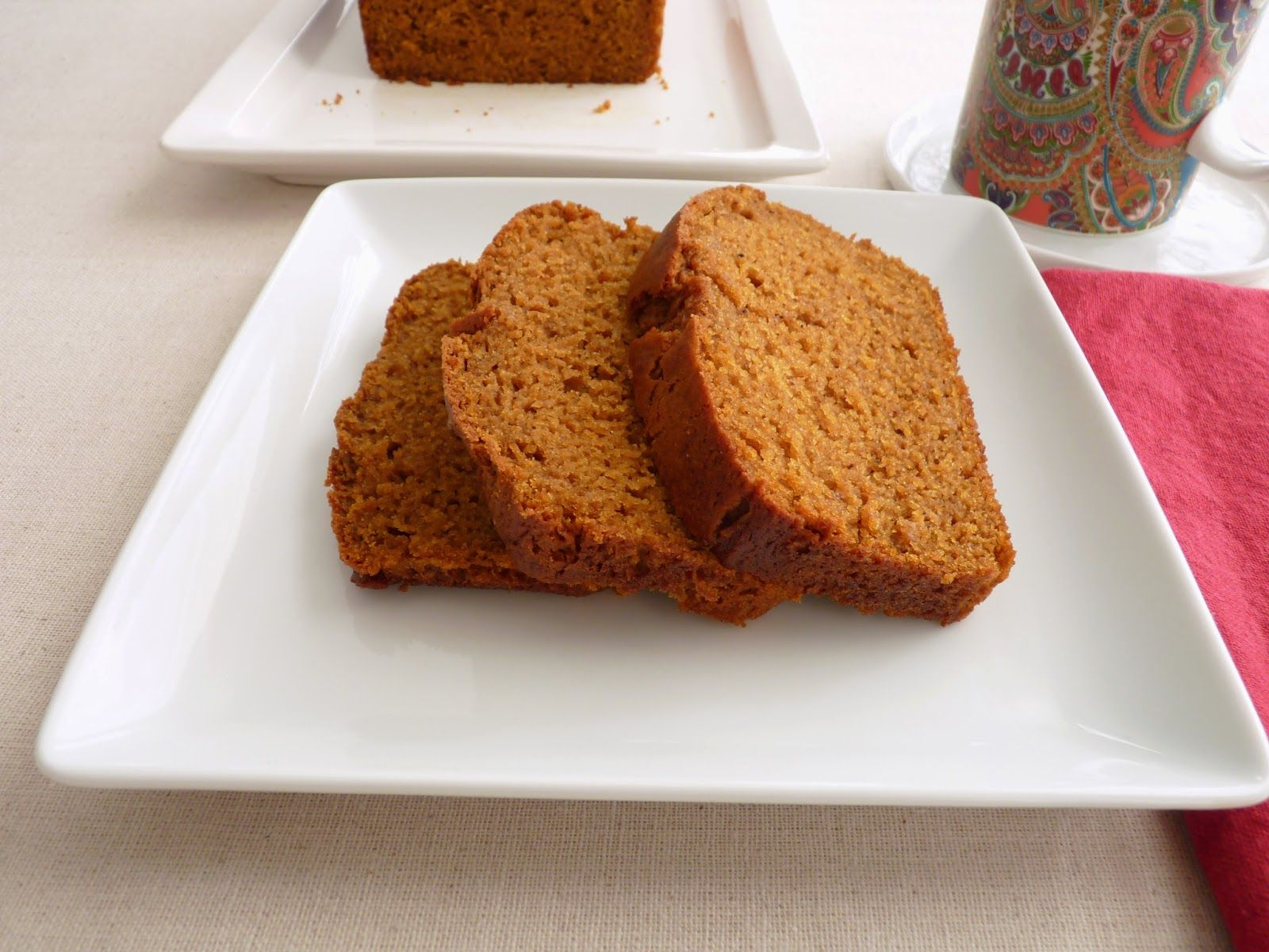 :pastry studio: Pumpkin Bread