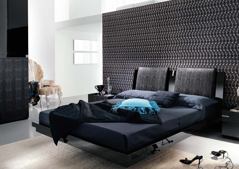 Contemporary Bedroom Furniture, Extravagant Bedroom Furniture