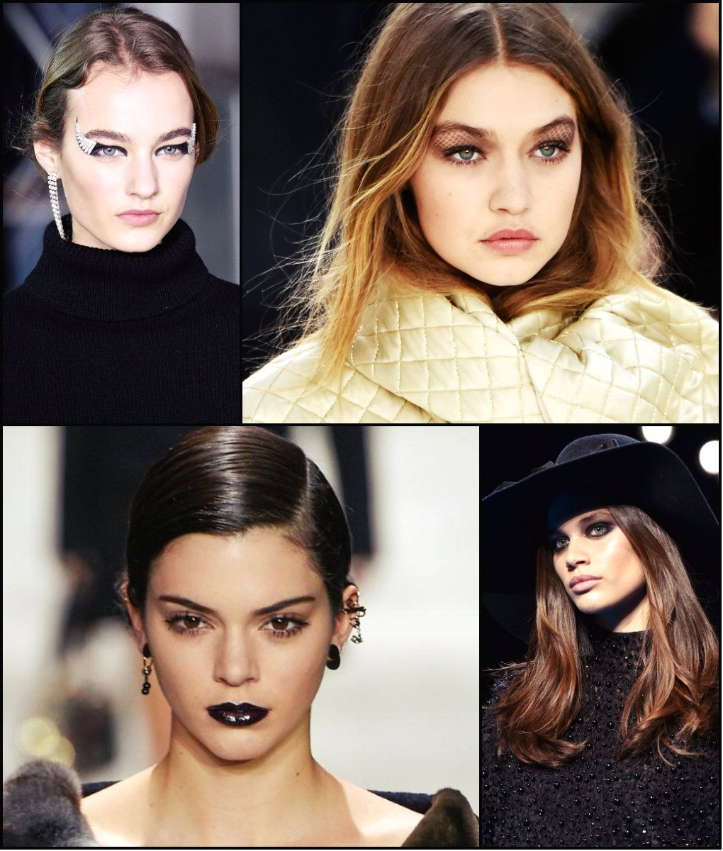 Awesome Slopes Pfw Fall 2016 Best Hairstyles 2016 Best Fall
