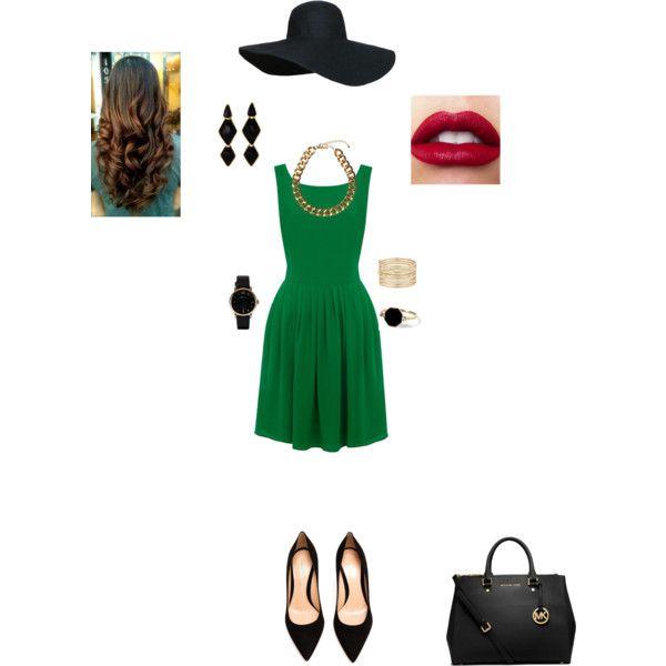 """""""Kentucky Derby Fashion Idea I"""" by kathryn-hughes on Polyvore"""