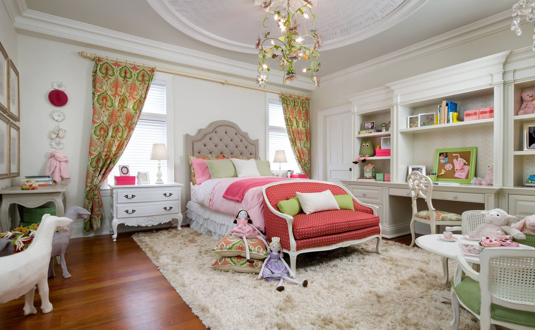 Candice Olson Bedroom Designs Fair Resplendent Little Girl's Roomcandice Olson Design And Brandon Decorating Inspiration