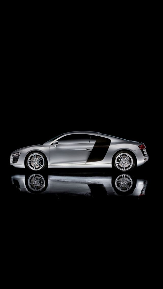 Cool Audi R8 Concept Car #iPhone #5s #wallpaper