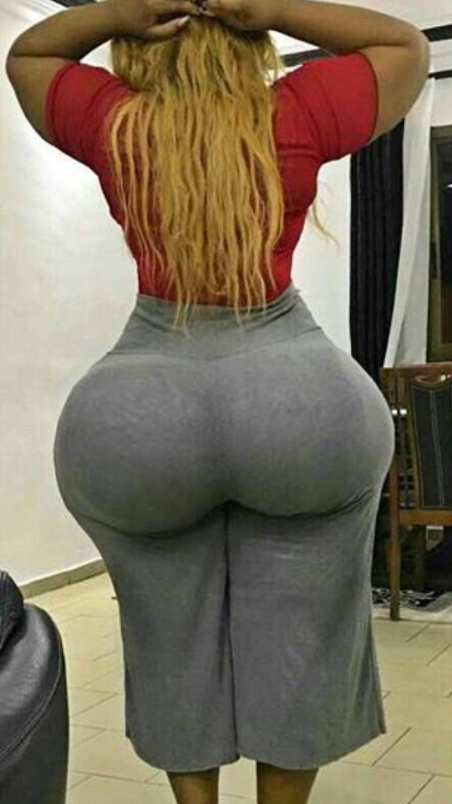 big black brazilian ass