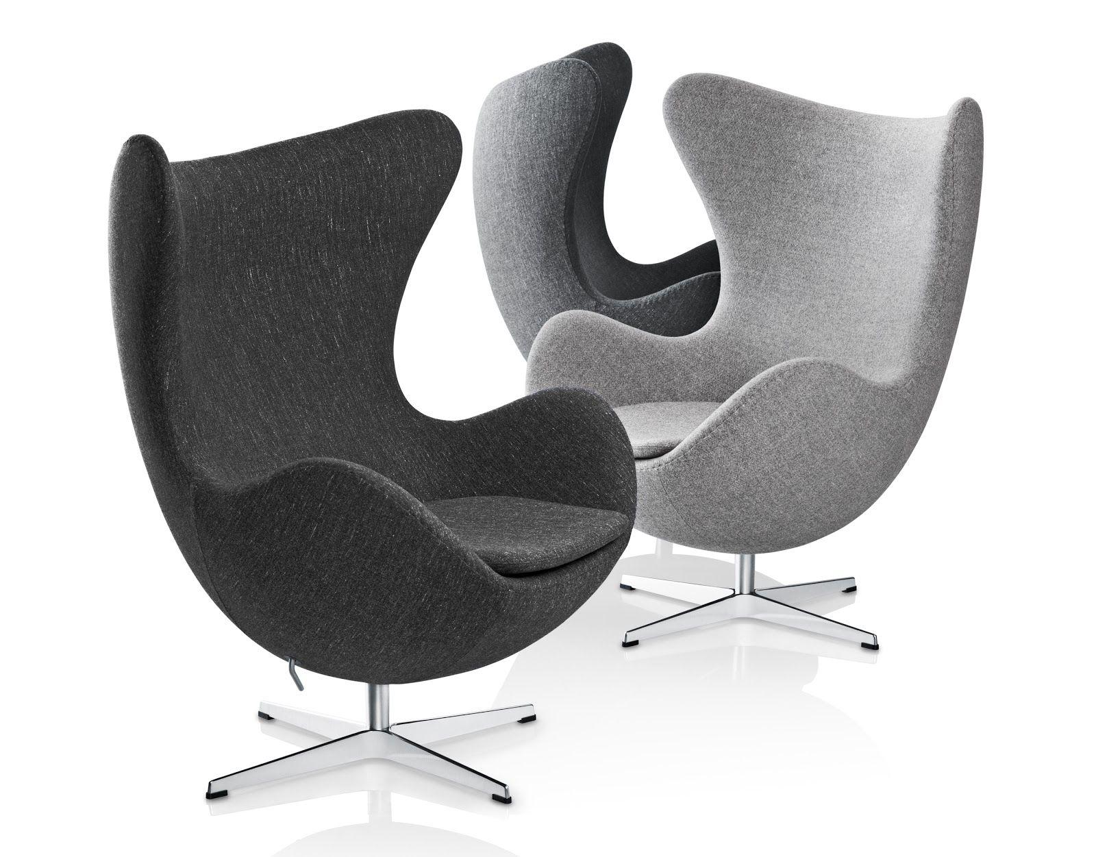 Arne Jacobsen Egg Chair 1958 Egg chair, Arne jacobsen
