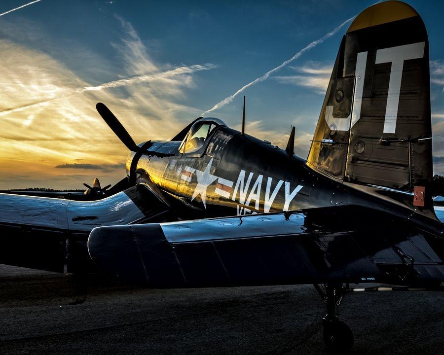 Great shot Corsair Nightfall by Chris Buff