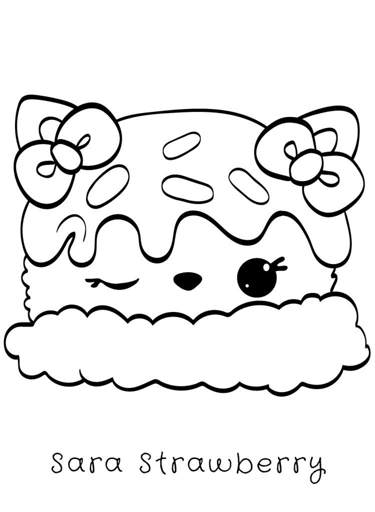 Num Noms Coloring Pages - Best Coloring Pages For Kids Crayola Coloring  Pages, Coloring Pages, Bear Coloring Pages