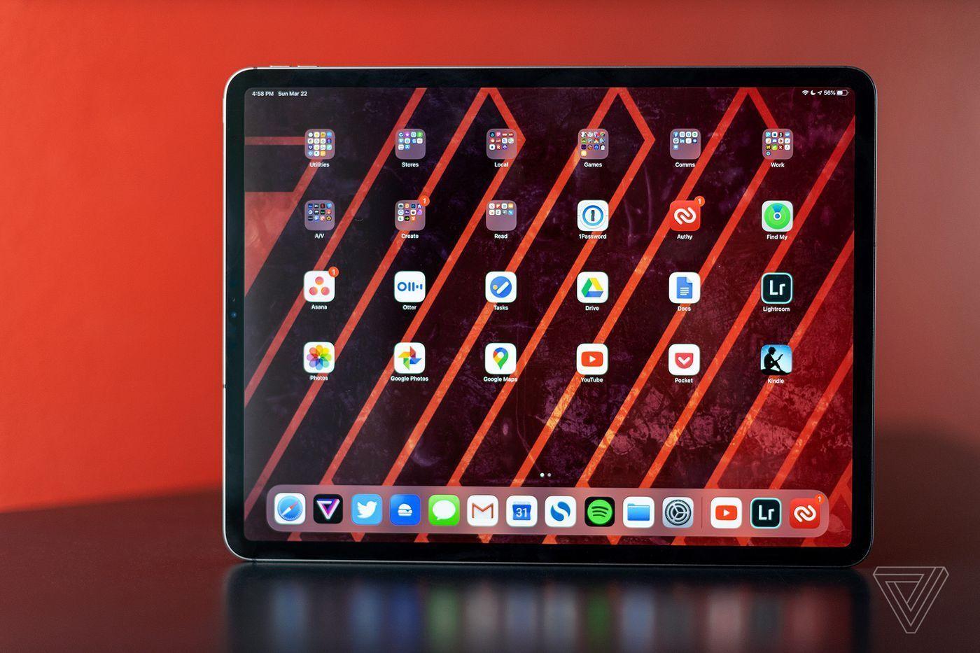 Apple Ipad Pro Review 2020 Trackpad Lidar Wide Angle Camera Ipad Pro Reviews Apple Ipad Ipad Pro