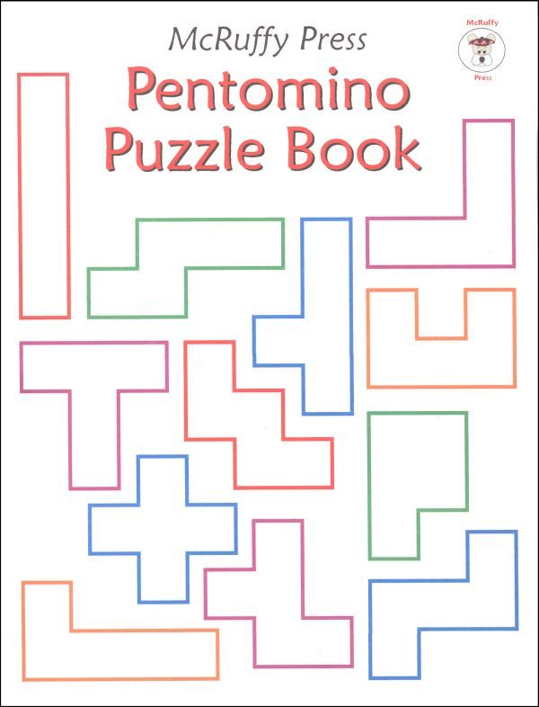 Pentomino Puzzle Book | Wish List | Pinterest | Books, Math and ...