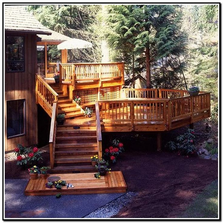 60 wonderful backyard patio and decking ideas to inspire you 47  Dreamsscapes #terassenüberdachung