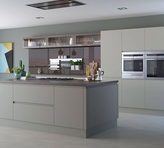 Trendkitchensjpg Kitchen Ideas Pinterest Gray - Grey fitted kitchens