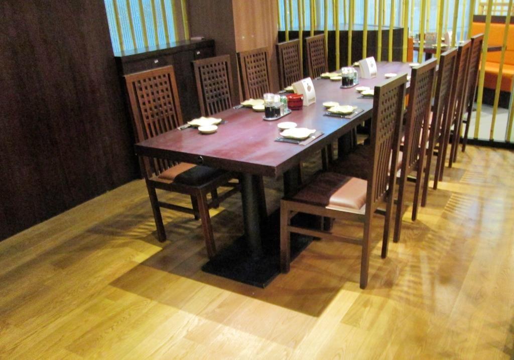 White Oak Select Grain Sushi Tei Sun Plaza Medan