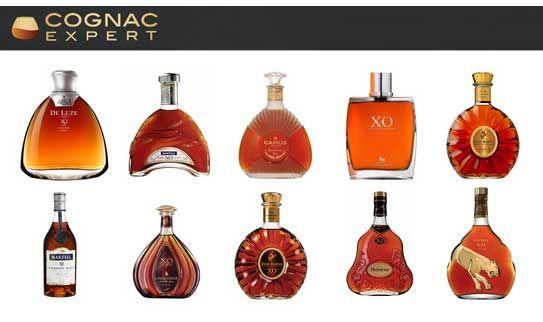 Cognac que veut dire xo