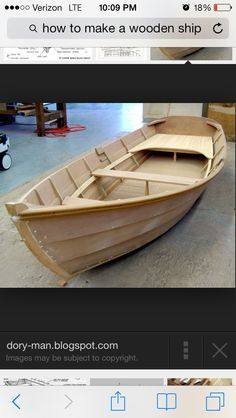 How To Build a Boat From Start To Finish | Cardboard pirate ships ...