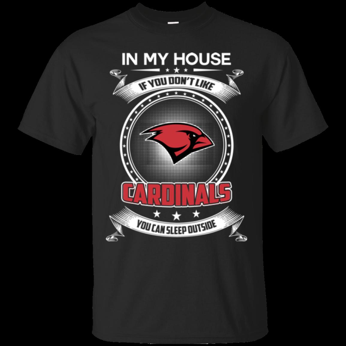 NCAA Incarnate Word Cardinals T-Shirt V2