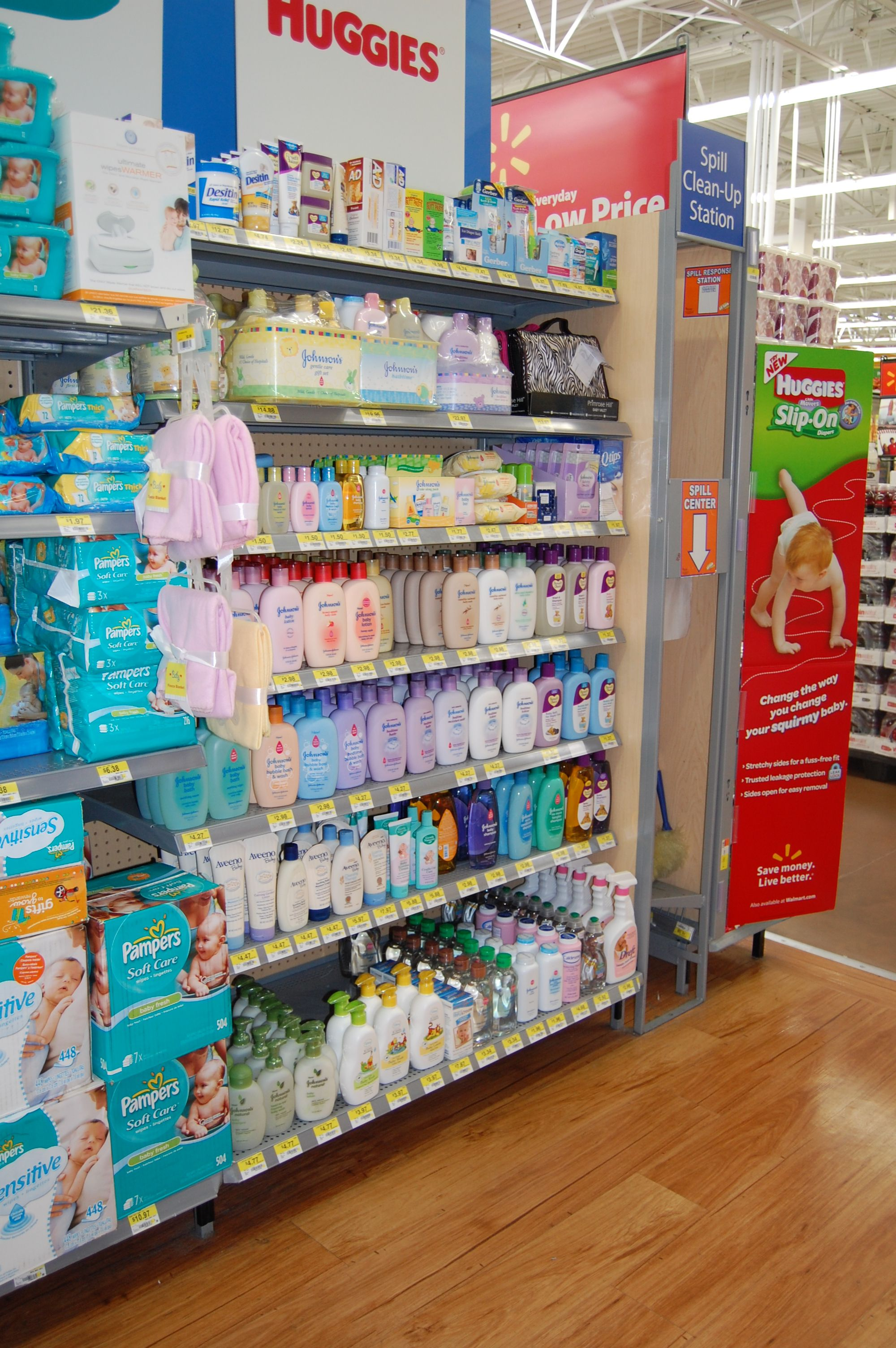 Walmart Baby Section | Shopping With The Walmart Baby Registry