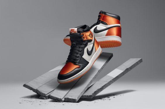 Release Date: Air Jordan 1 WMNS Satin Shattered Backboard | Air jordan,  Satin and Sneaker heads