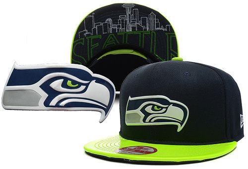 2e1114fcbf3 NFL Seattle Seahawks Fashionable Snapback Cap for Four Seasons ...