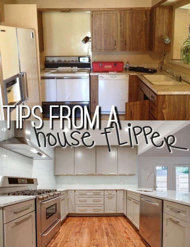 tips from a house flipper | Pinterest | Bäder, Küche und Wohnen