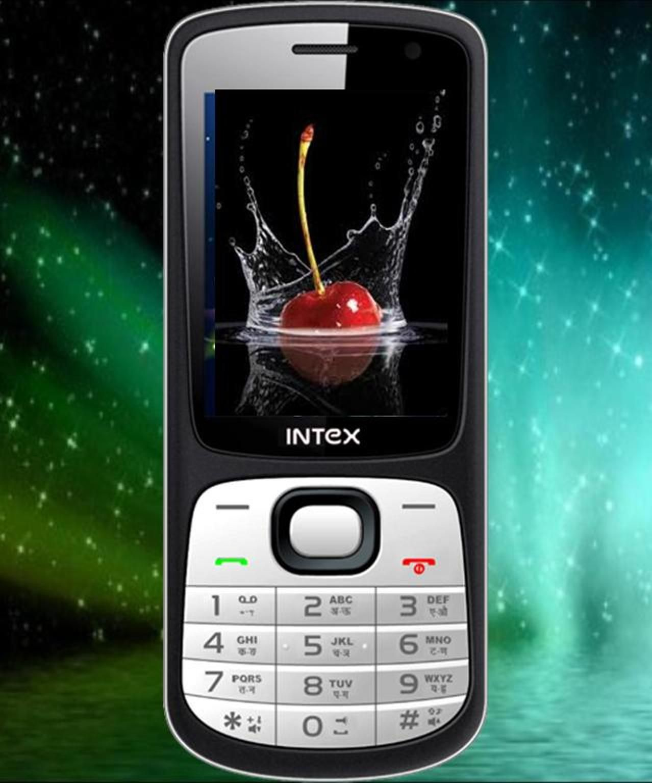 Intex Dual Sim Mobile WoW on 24x7mart with best rate and