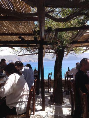 Kiki's - Mykonos, Greece | Karoliina Kazi - read more at www.karoliinakazi.com