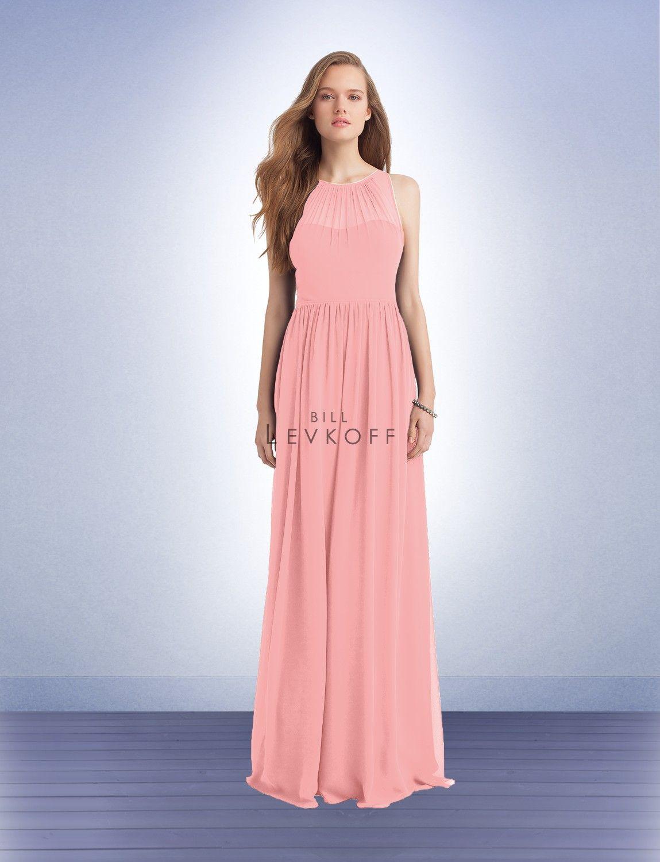 Fantástico Vestidos De Dama Levkoff Patrón - Colección de Vestidos ...