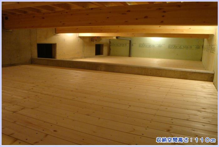 収納が不得意な方でも床下収納庫があれば大丈夫 一気に解消 床下収納 床下 注文住宅
