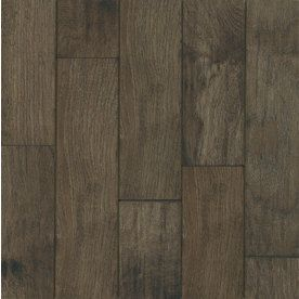 Hartco Century Farm 5 In W Prefinished Hickory Engineered Hardwood Flooring Mountain Smoke With Images Engineered Hardwood Flooring Hardwood Floors Bruce Hardwood Floors
