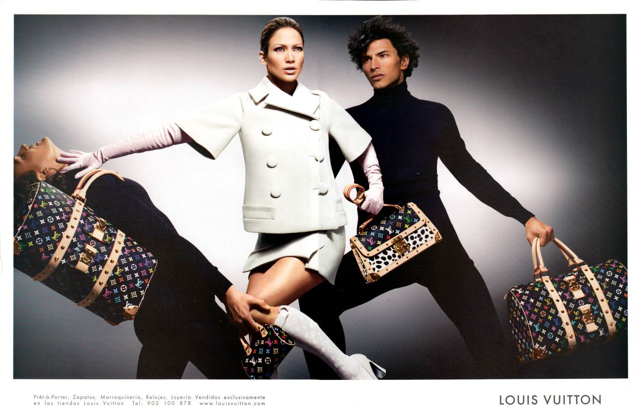 342f51bc7bfb  louis vuitton  jennifer lopez  jlo  andres velencoso  male model  topmodel   spanish model  ad  advertising  campaña  campaign  bolso  bag  accesories  ...