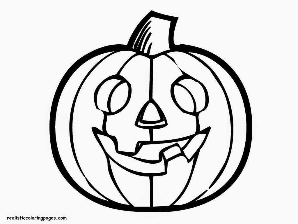 Jack O Lantern Coloring Pages Lovely Cute Pumpkin Drawing At Getdrawings