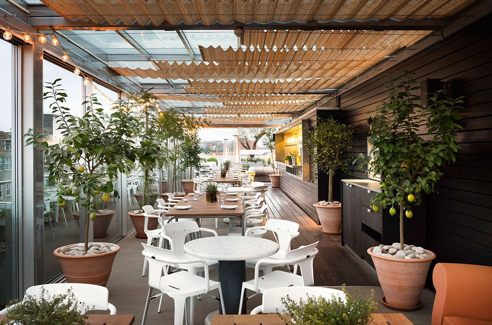 The Best Rooftop Bars In London Best Rooftop Bars Rooftop Bar Pergola