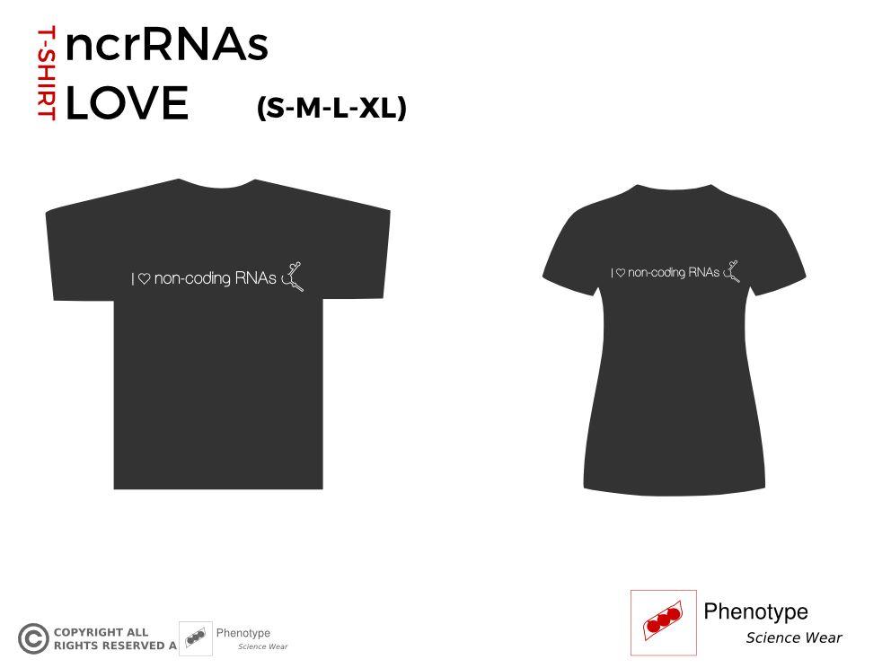 I love ncRNAs!!! Cuando pierdes tu marco de lectura.... | T-shirt ...