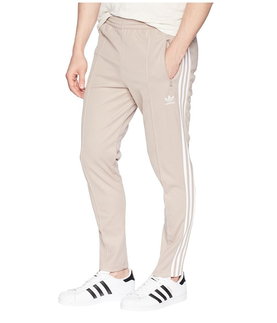 ADIDAS ORIGINALS Beckenbauer Trackpants for Men Red