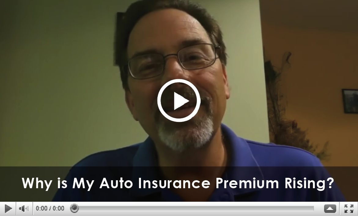 Why is My Auto Insurance Premium Rising, and What Should I
