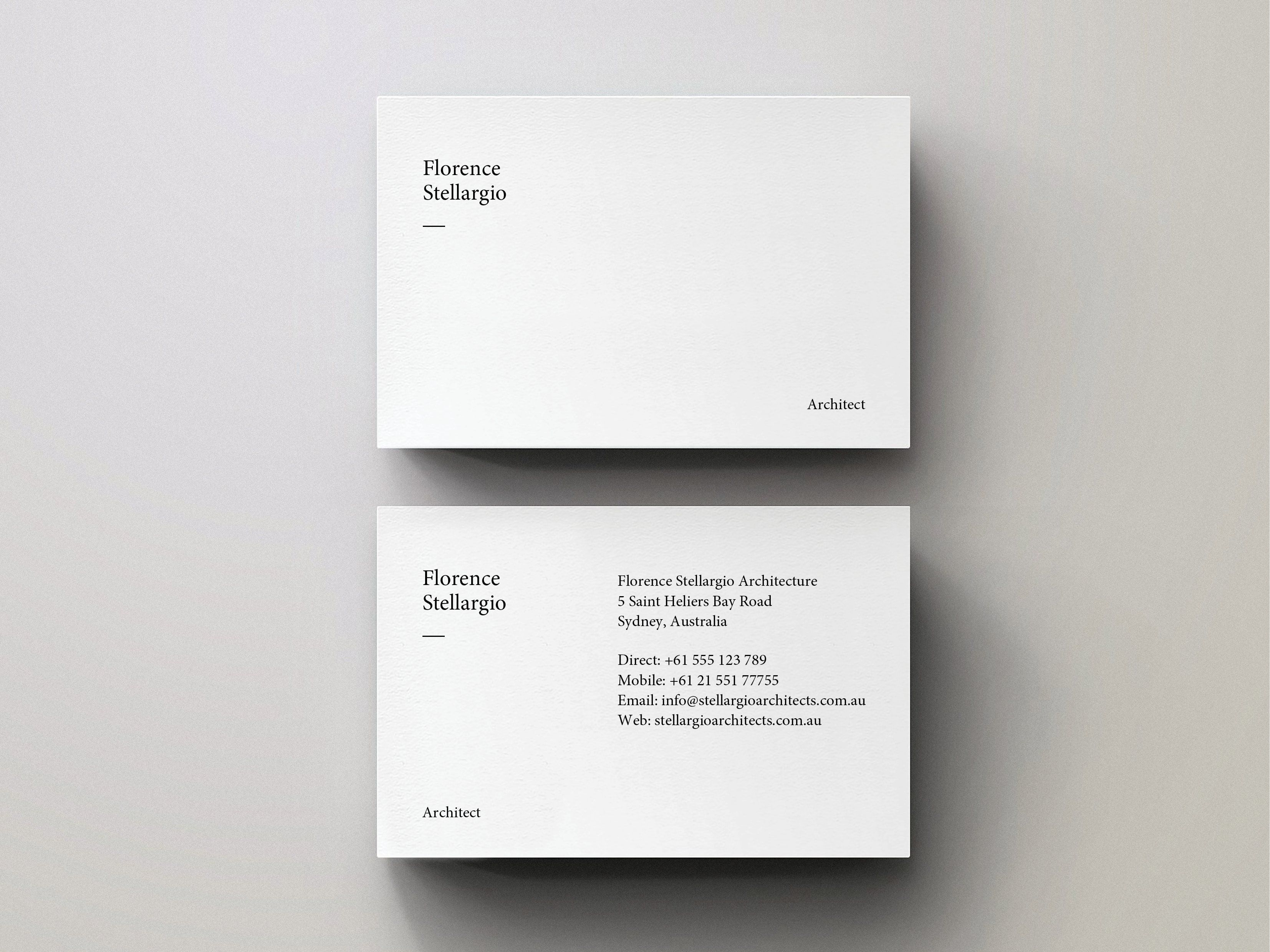 Template Business Cards from i.pinimg.com