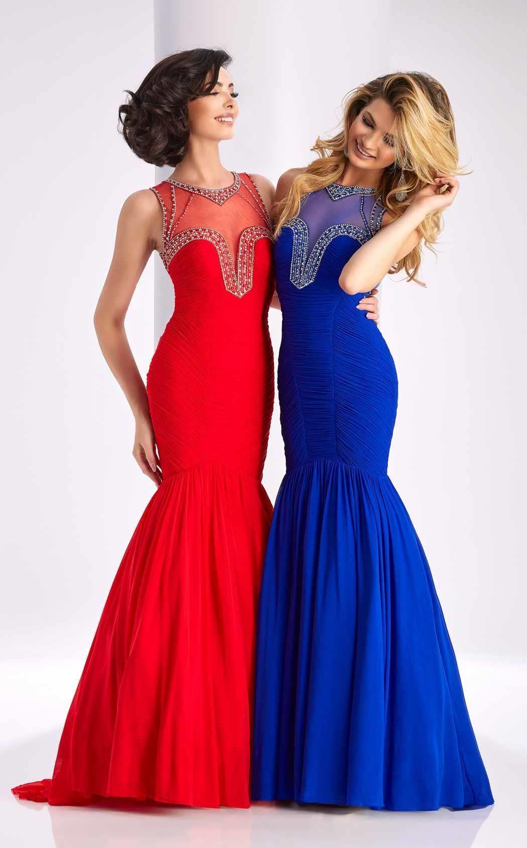 Clarisse products pinterest prom dresses mermaid prom