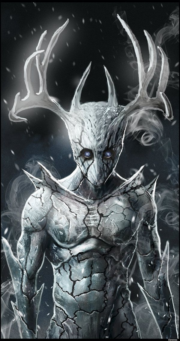 Cold by Broly1337 on deviantART | Dark fantasy art ...