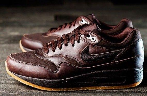 Nike Air Max 1 Premium – Brown – Crepe Sole - SneakerNews.com ...