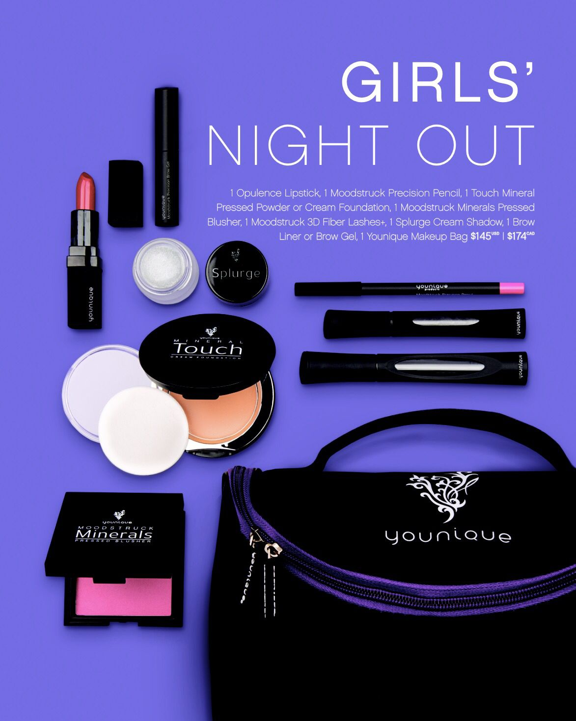 The Girls Night Out Bundle