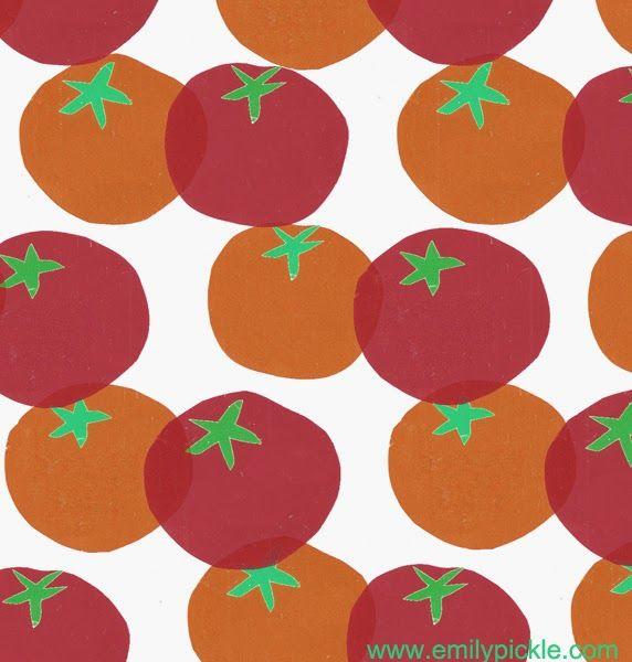 "365 days of design - day 117 - You say ""Tomato"", I say ""Tomato""..."