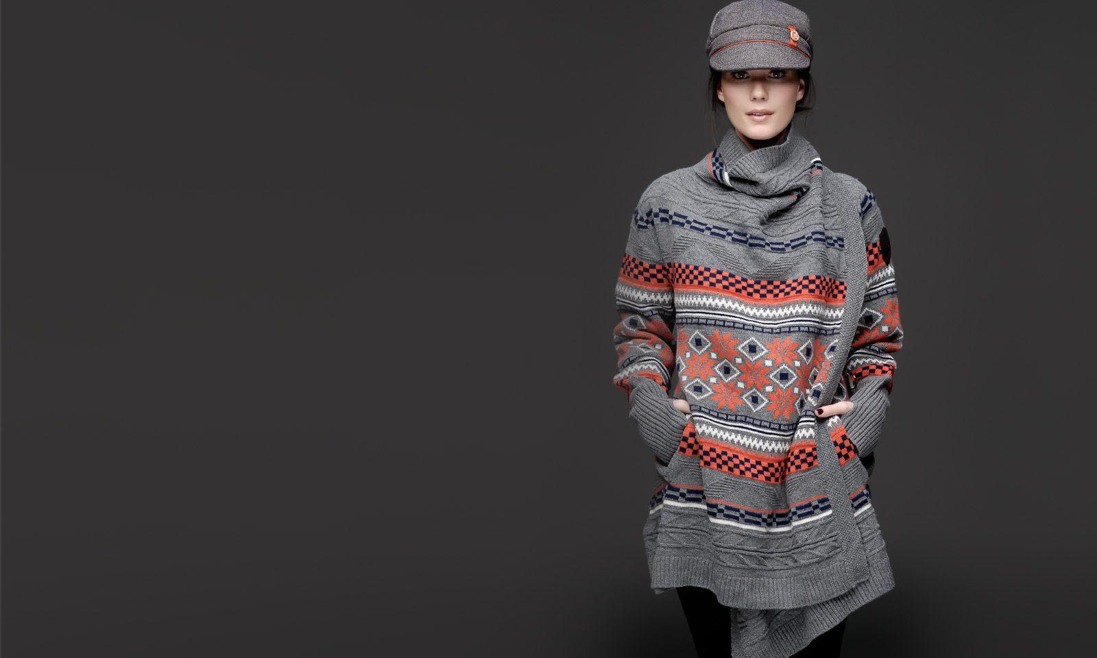 hat + sweater=loooooove