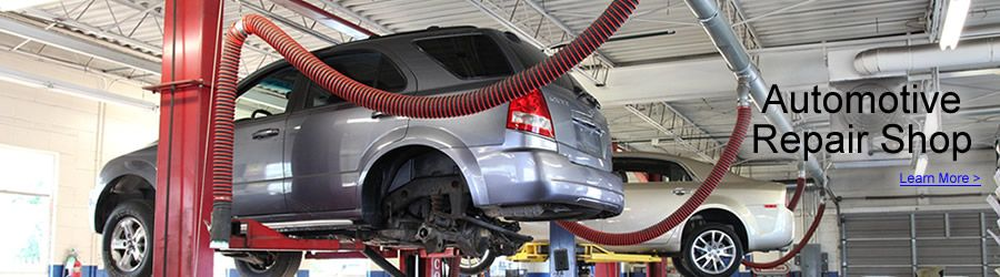 vehicle exhaust removal systems by fume
