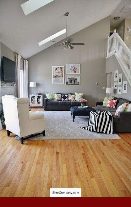 Wooden Floor Bedroom Ideas Laminate Flooring Bedroom Pictures And Pics Of Living Roo Grey Walls Living Room Living Room Hardwood Floors Living Room Wood Floor