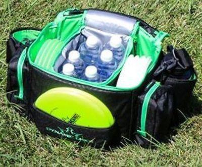 Dynamic Discs Onion Green Solr Cooler Bag Disc Golf