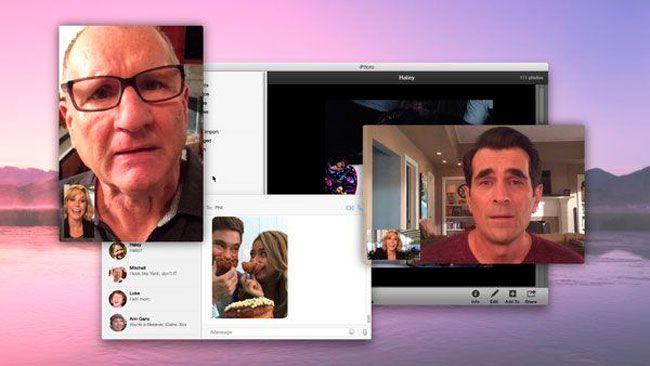 Modern Family emitirá un capítulo rodado con iPhone, iPad y Mac