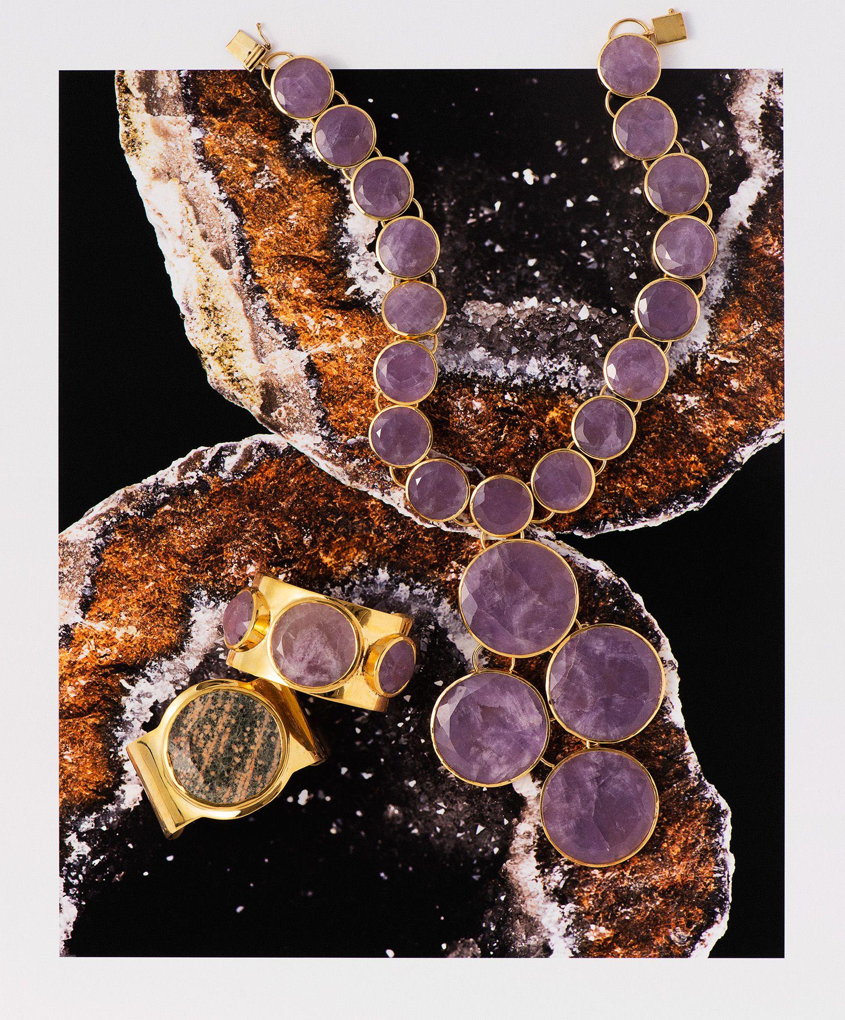 Charlotte Bonde jewelry photo by Martin Vallin