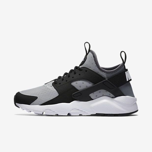 Muy Baratas Nike Air Huarache Ultra Zapatillas Donde Comprar. El objetivo  de los zapatos es lograr sensación de los pies descalzos y efecto ligero.