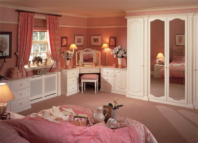 A French-inspired traditional #fitted #bedroom, ingeniously named 'Provence'!